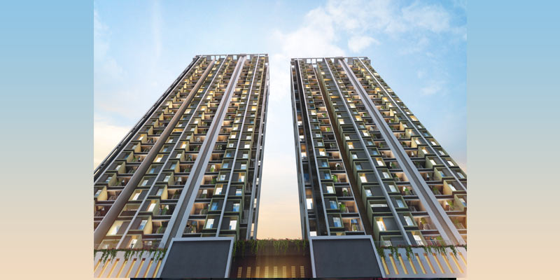 ARProjects - Valora Towers