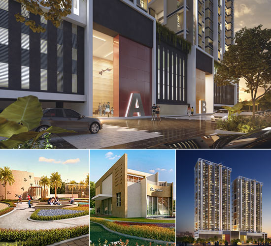 2BHK flats are located near Kharadi and are close to Mundhva, and Magarpatta