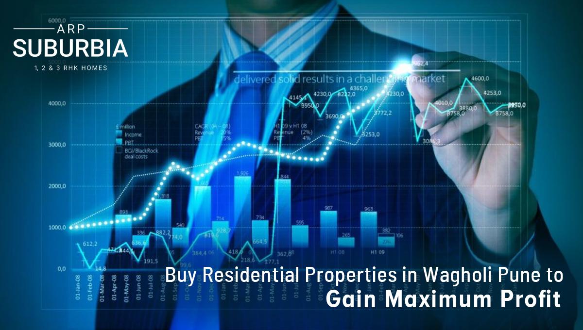 Residential Properties in Wagholi Pune